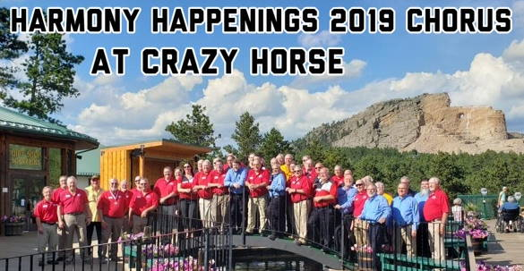 Harmony Happening in the Hills 2019